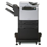 Hewlett Packard LaserJet M4345xm printing supplies