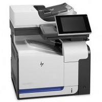 Hewlett Packard LaserJet Enterprise Color flow MFP M575c consumibles de impresión
