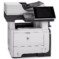 Hewlett Packard LaserJet Enterprise flow MFP M525c printing supplies