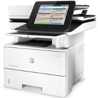 Hewlett Packard LaserJet Enterprise flow MFP M527c printing supplies