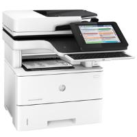 Hewlett Packard LaserJet Enterprise flow MFP M527z printing supplies