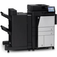 Hewlett Packard LaserJet Enterprise flow M830 consumibles de impresión