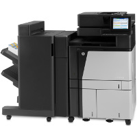 Hewlett Packard LaserJet Enterprise flow M830z NFC consumibles de impresión