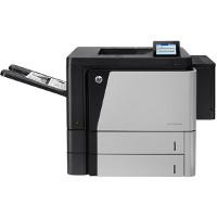 Hewlett Packard LaserJet Enterprise M806dn consumibles de impresión