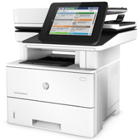 Hewlett Packard LaserJet Enterprise MFP M527dn printing supplies