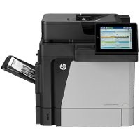 Hewlett Packard LaserJet Enterprise MFP M630h printing supplies