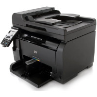 Hewlett Packard LaserJet Pro 100 Color MFP M175a printing supplies
