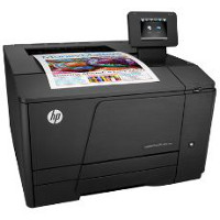Hewlett Packard LaserJet Pro 200 Color M251nw printing supplies