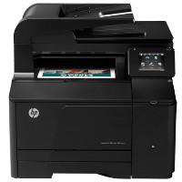 Hewlett Packard LaserJet Pro 200 Color MFP M276n printing supplies