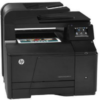 Hewlett Packard LaserJet Pro 200 Color MFP M276nw printing supplies
