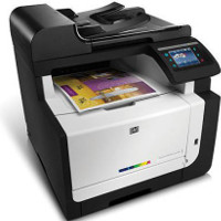 Hewlett Packard LaserJet Pro CM1415 printing supplies