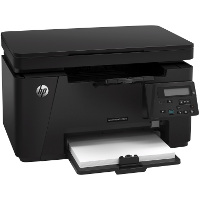 Hewlett Packard LaserJet Pro M125nw printing supplies