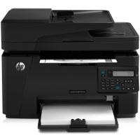 Hewlett Packard LaserJet Pro MFP M125 printing supplies