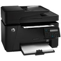 Hewlett Packard LaserJet Pro MFP M127fn printing supplies