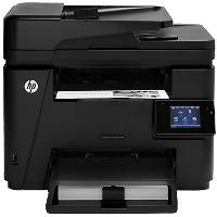 Hewlett Packard LaserJet Pro MFP M225dw printing supplies