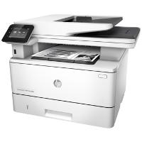 Hewlett Packard LaserJet Pro MFP M426fdn printing supplies