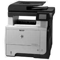 Hewlett Packard LaserJet Pro MFP M521dw printing supplies