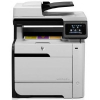 Hewlett Packard LaserJet Pro 300 Color MFP M375nw printing supplies
