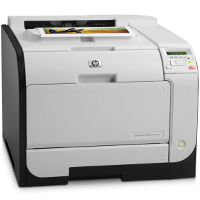 Hewlett Packard LaserJet Pro 400 Color M451dn printing supplies
