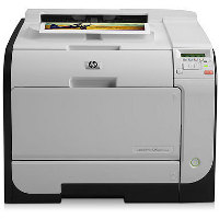 Hewlett Packard LaserJet Pro 400 Color M451dw printing supplies