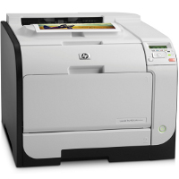 Hewlett Packard LaserJet Pro 400 Color M451nw printing supplies