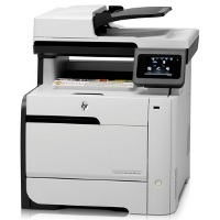 Hewlett Packard LaserJet Pro 400 Color MFP M475dw printing supplies