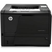 Hewlett Packard LaserJet Pro 400 MFP M401d consumibles de impresión