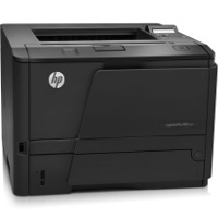 Hewlett Packard LaserJet Pro 400 M401n printing supplies