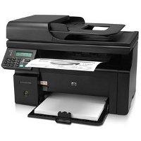 Hewlett Packard LaserJet Pro M1217nfw printing supplies