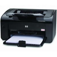 Hewlett Packard LaserJet Pro P1109w printing supplies