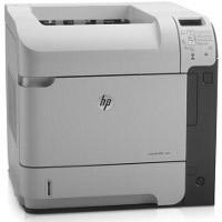 Hewlett Packard LaserJet Enterprise 600 M602dn consumibles de impresión