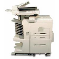 Hewlett Packard Mopier 320 network mfp printing supplies