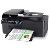 Hewlett Packard OfficeJet 4500 printing supplies