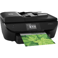 Hewlett Packard OfficeJet 5740 e-All-In-One consumibles de impresión