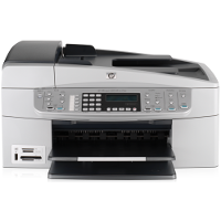 Hewlett Packard OfficeJet 6210 printing supplies