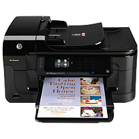 Hewlett Packard OfficeJet 6500a Plus printing supplies