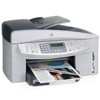 Hewlett Packard OfficeJet 7210v printing supplies