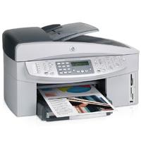 Hewlett Packard OfficeJet 7210v consumibles de impresión