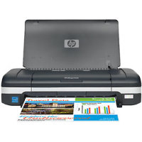 Hewlett Packard OfficeJet H470 Mobile printing supplies