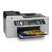 Hewlett Packard OfficeJet J5725 printing supplies