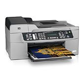Hewlett Packard OfficeJet J5785 printing supplies