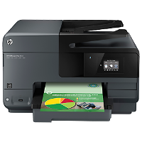 Hewlett Packard OfficeJet Pro 8610 printing supplies