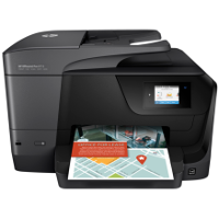 Hewlett Packard OfficeJet Pro 8716 printing supplies