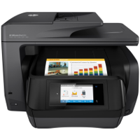 Hewlett Packard OfficeJet Pro 8725 printing supplies