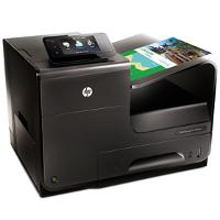 Hewlett Packard OfficeJet Pro X551dw consumibles de impresión