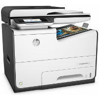 Hewlett Packard PageWide Pro MFP 577dw printing supplies