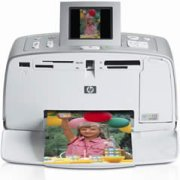 Hewlett Packard PhotoSmart 385 printing supplies