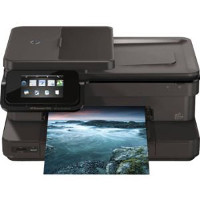 Hewlett Packard PhotoSmart 7525 e-All-In-One printing supplies