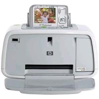 Hewlett Packard PhotoSmart A444 consumibles de impresión
