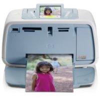 Hewlett Packard PhotoSmart A526 printing supplies